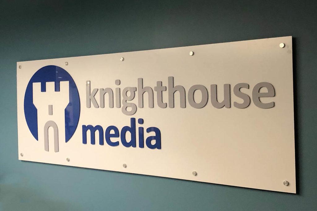 Knighthouse signage